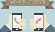 Incoming and missed calls